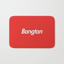 BTS Bangtan Box Logo Bath Mat