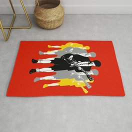 Taking The Lead Rug
