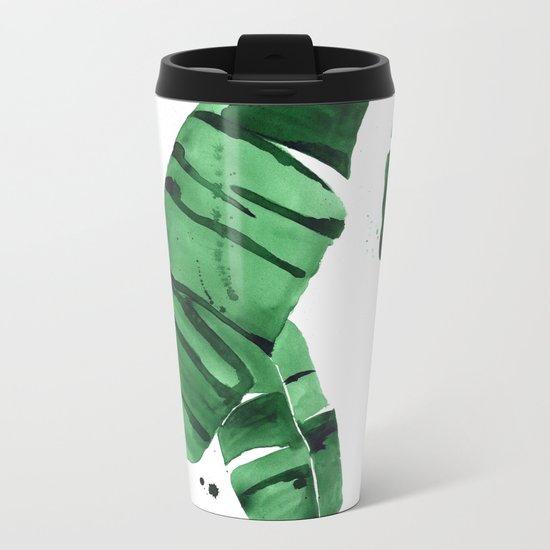 Beverly IV Metal Travel Mug