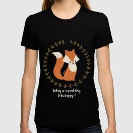 Renard roux // Red fox T-shirt