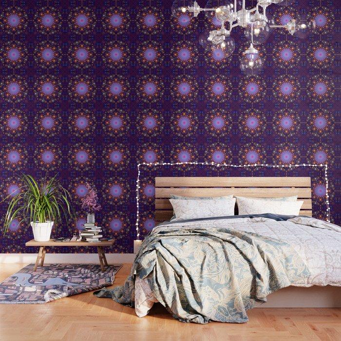 Guardian Mandala Painting Wallpaper