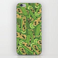 Celery & Peanut Butter iPhone & iPod Skin