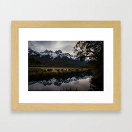 Fjordland National Park Framed Art Print