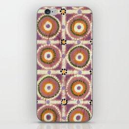 Pastel Tiles iPhone Skin