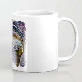 Vintage Blue Trout Fresco Coffee Mug