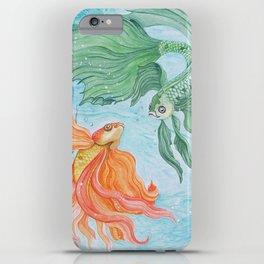 Betta Dance iPhone Case