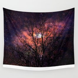 the shaft of the constellation Wall Tapestry