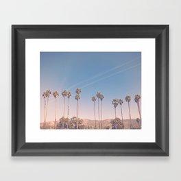 Cali Life, No. 3 Framed Art Print