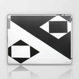 Ying & Yang Laptop & iPad Skin