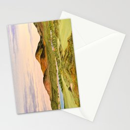 Royal County Down Golf Course Stationery Cards