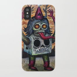 The Blood of Cain iPhone Case