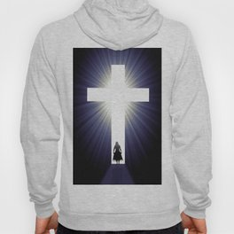 At the Foot of the Cross Hoody