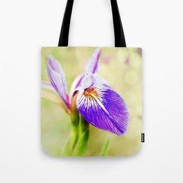 Iris (2) Tote Bag