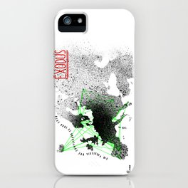 EXODUS iPhone Case