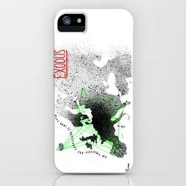 EXODUS iPhone Case