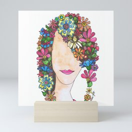 Pageboy Mini Art Print