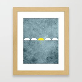 HIMYM Framed Art Print