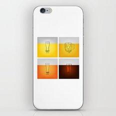 Golden Nectar iPhone & iPod Skin
