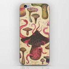 The Fungus Kingdom II iPhone & iPod Skin