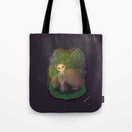 enjoy the silence (2) Tote Bag
