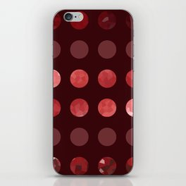 Larger Dots-A-Plenty iPhone Skin