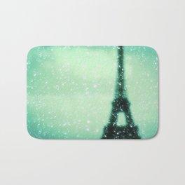 Paris... Je t'aime Bath Mat