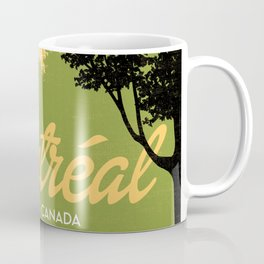 Montreal - Quebec - Canada Coffee Mug