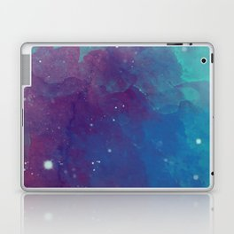 Watercolor night sky Laptop & iPad Skin