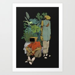 Heritage Art Print