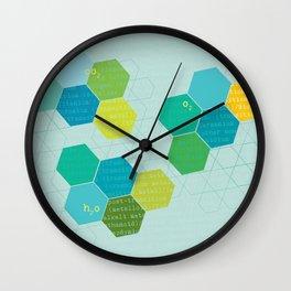 elements of design Wall Clock