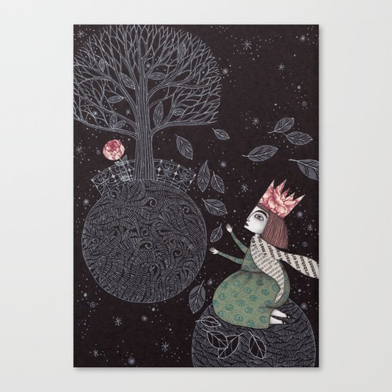 Five Hundred Million Little Bells (4) Canvas Print