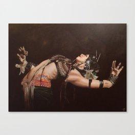 TRAVELERS DANCE  Canvas Print