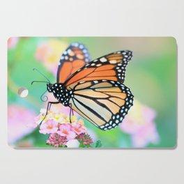 October Monarch Cutting Board