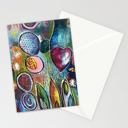 A final parting gift Stationery Cards