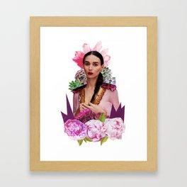 BLOOM 24 Framed Art Print