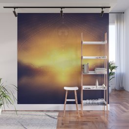 welcome to the dream gate. ayahuasca trip Wall Mural