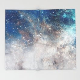 ε Kastra Throw Blanket
