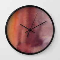 dune Wall Clocks featuring Dune by Andrea Gingerich
