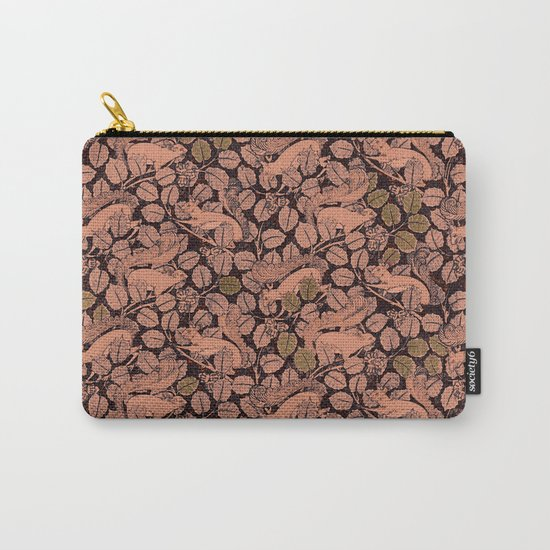 Squirreling Carry-All Pouch