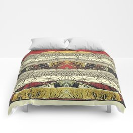 Danxia interpretation Comforters