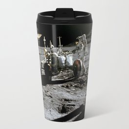 Apollo 15 - Moonwalk 1971 Travel Mug