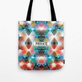 _PRIVATE Tote Bag
