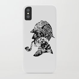 Mr. Holmes iPhone Case