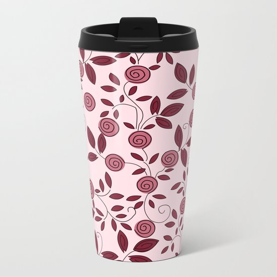 color 4 Metal Travel Mug
