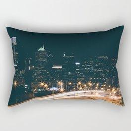PHILADELPHIA SKYLINE Rectangular Pillow