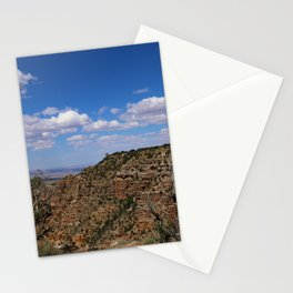 Grand Canyon View From Navajo Point Stationery Cards