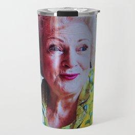 Betty White Travel Mug