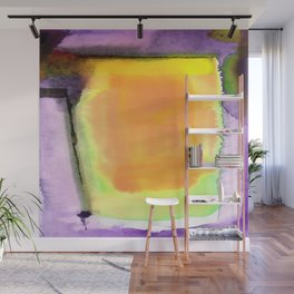 Abstraction No.204c by Kathy Morton Stanion Wall Mural