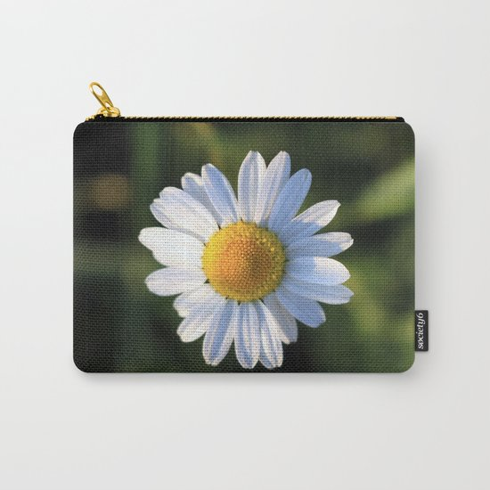 Chamomile flower Carry-All Pouch