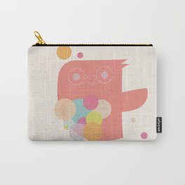 Owly Owl//One Carry-All Pouch